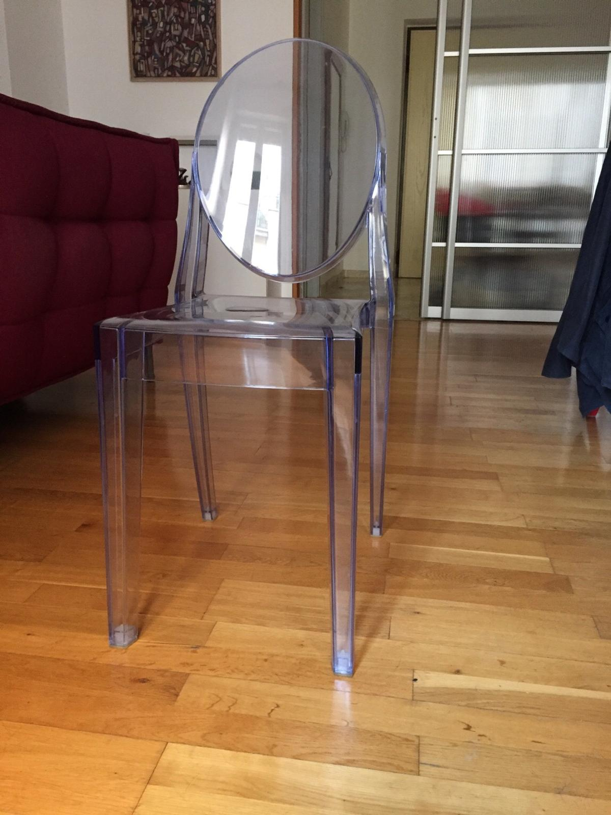 Victoria Ghost Usate.Sedie Kartell Victoria Ghost Originali In 46100 Mantova For