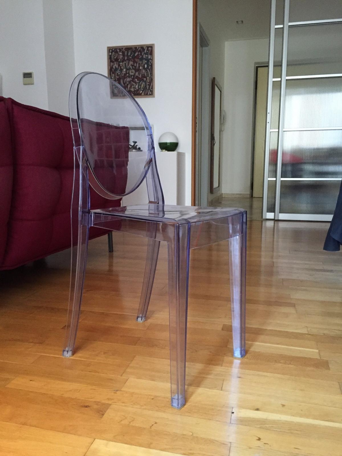 Sedie kartell victoria ghost originali in 46100 Mantova for ...