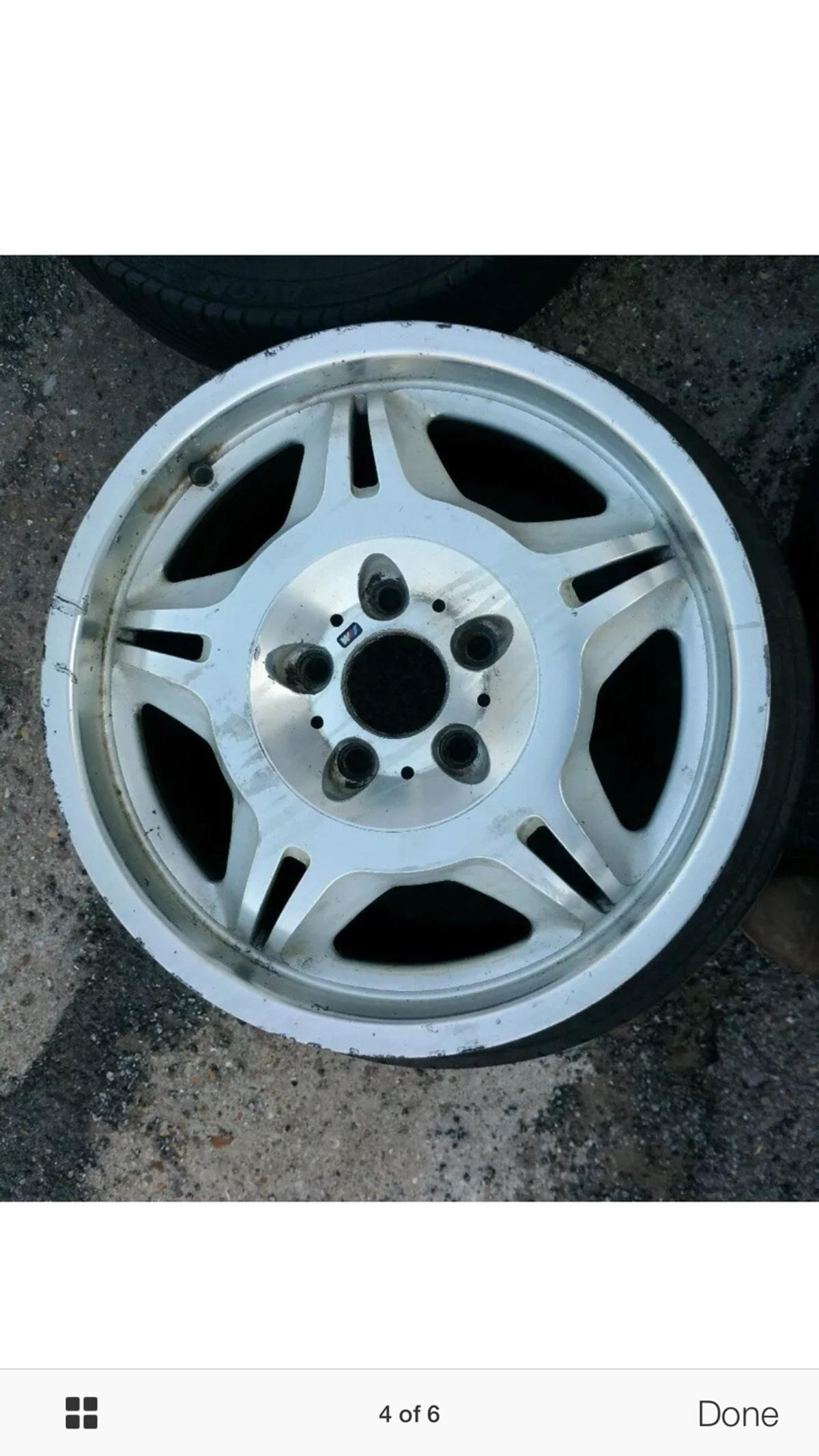 BMW E36 M3 Alloy Rims E46 E30 in N22 London for £190 00 for