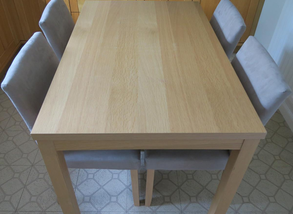 Homebase Dining Kitchen Table Chairs In Wr4 Worcester For