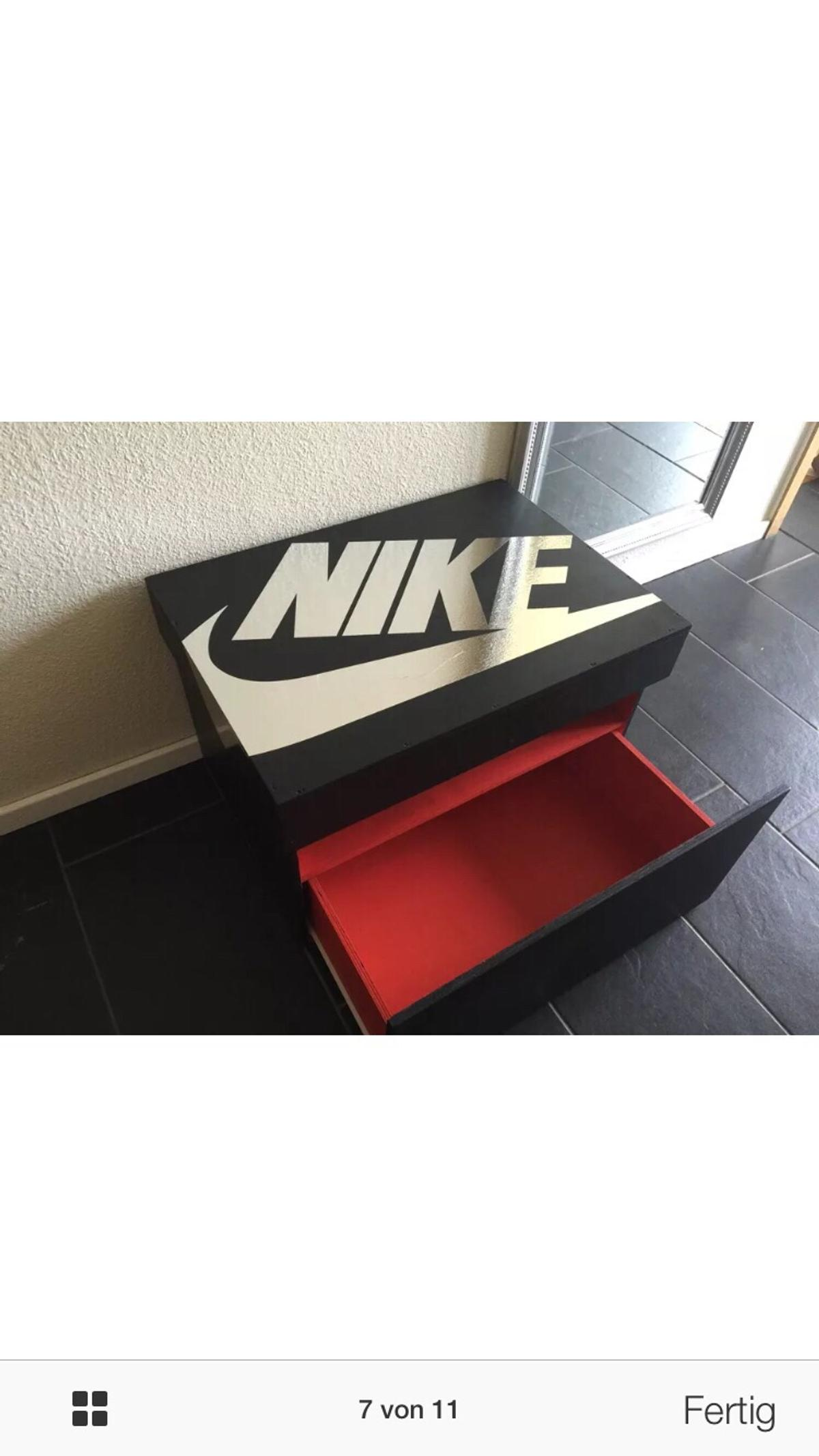 limited guantity performance sportswear brand new Sneakerbox Schuhschrank Nike in 53925 Kall for €280.00 for ...