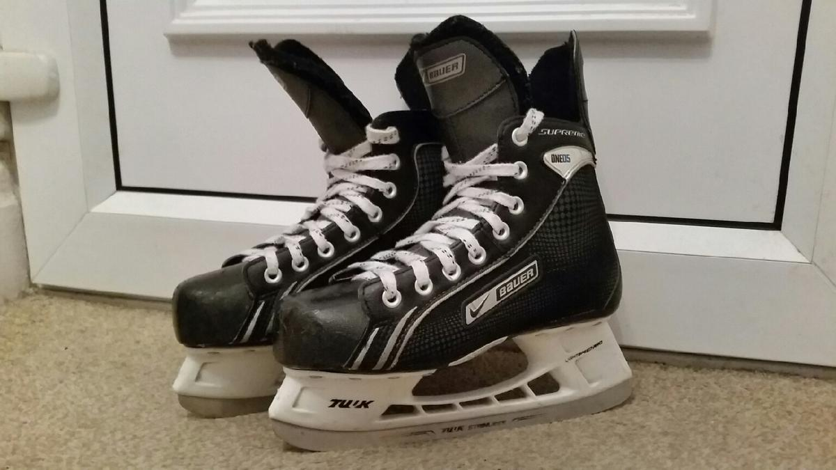 Bauer Supreme One05 Ice Skates - Just Me And Supreme
