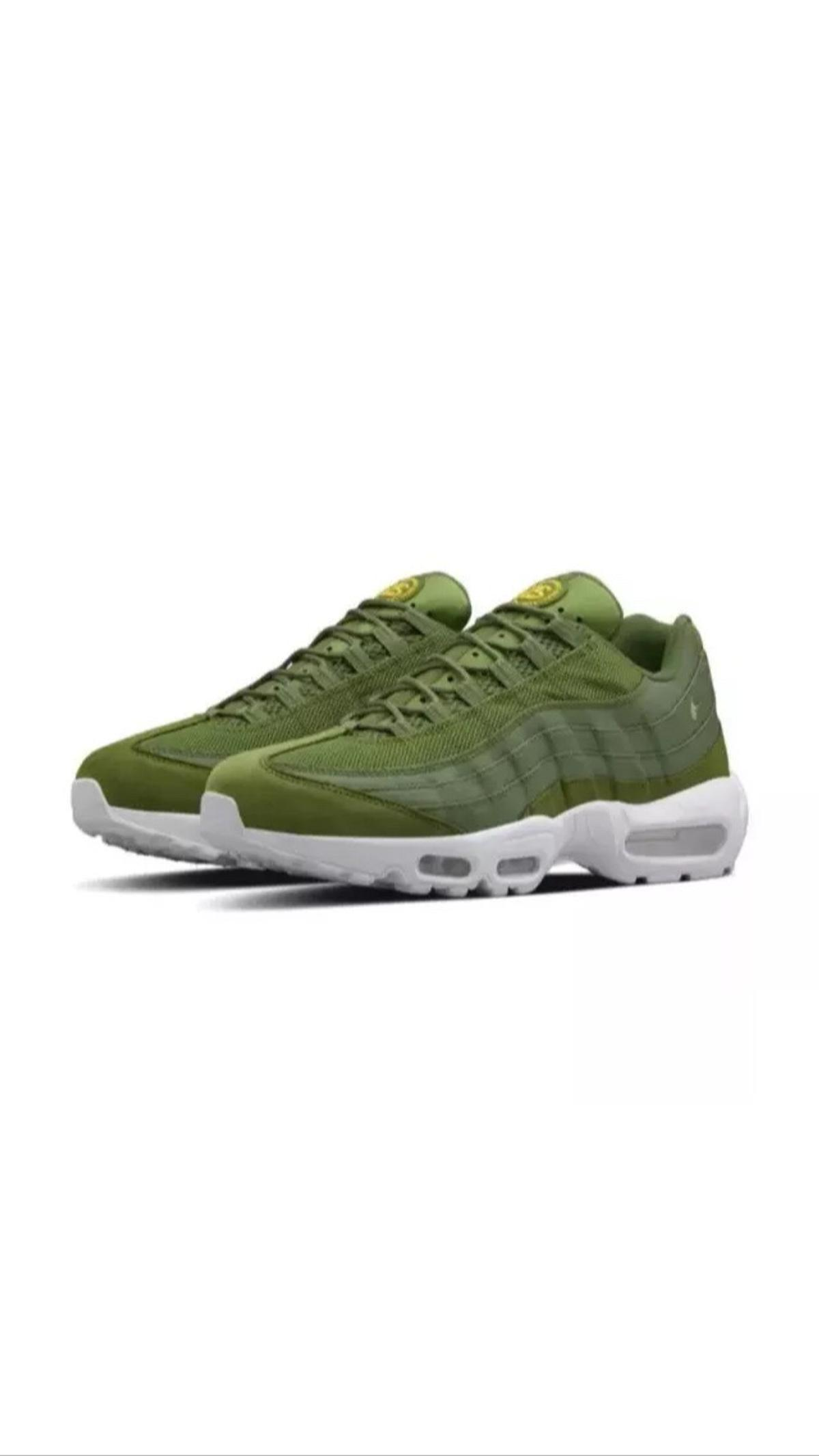 wholesale dealer 2f5ac f8cbd STUSSY X NIKE AIR MAX 95 OLIVE GREEN in RM11 London for ...