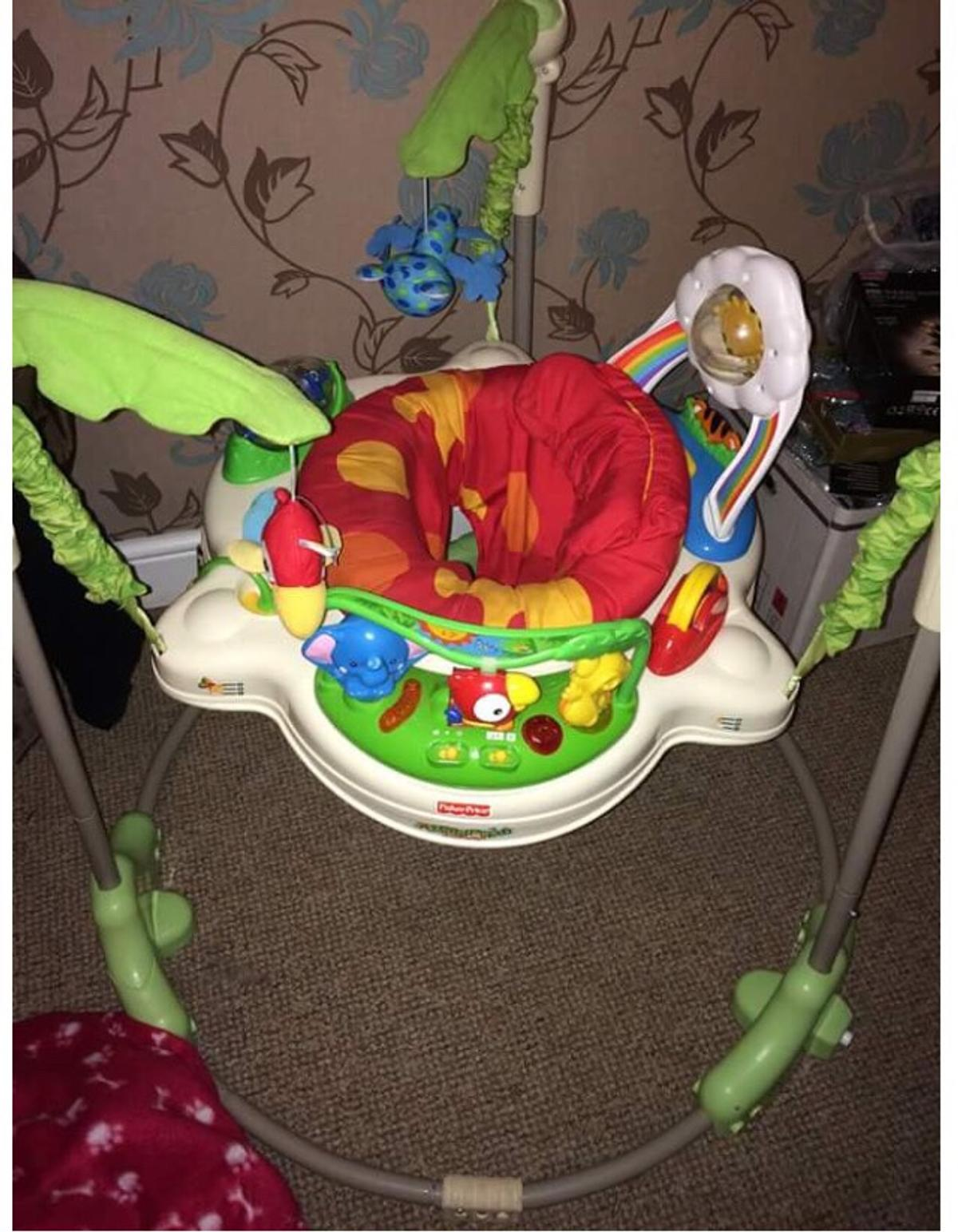 12afbd680 Jungle jump a roo in WS13 Lichfield for £25.00 for sale - Shpock