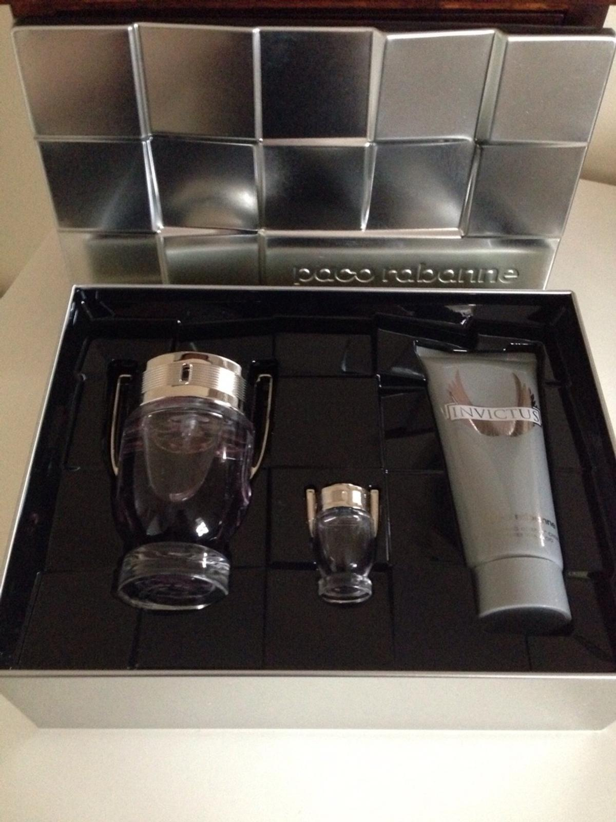 Paco Rabanne Invictus Gift Set Rrp 60 In M28 Salford For 5200 For