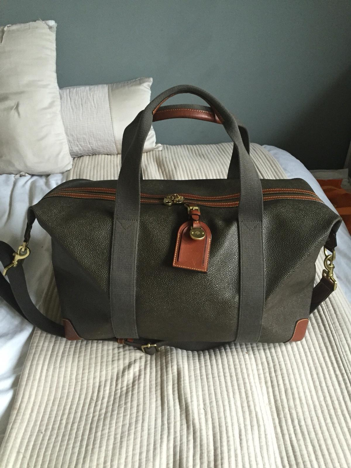 Mulberry Small Clipper Holdall Weekend Bag in SE16 London for ... 1939287f51a99