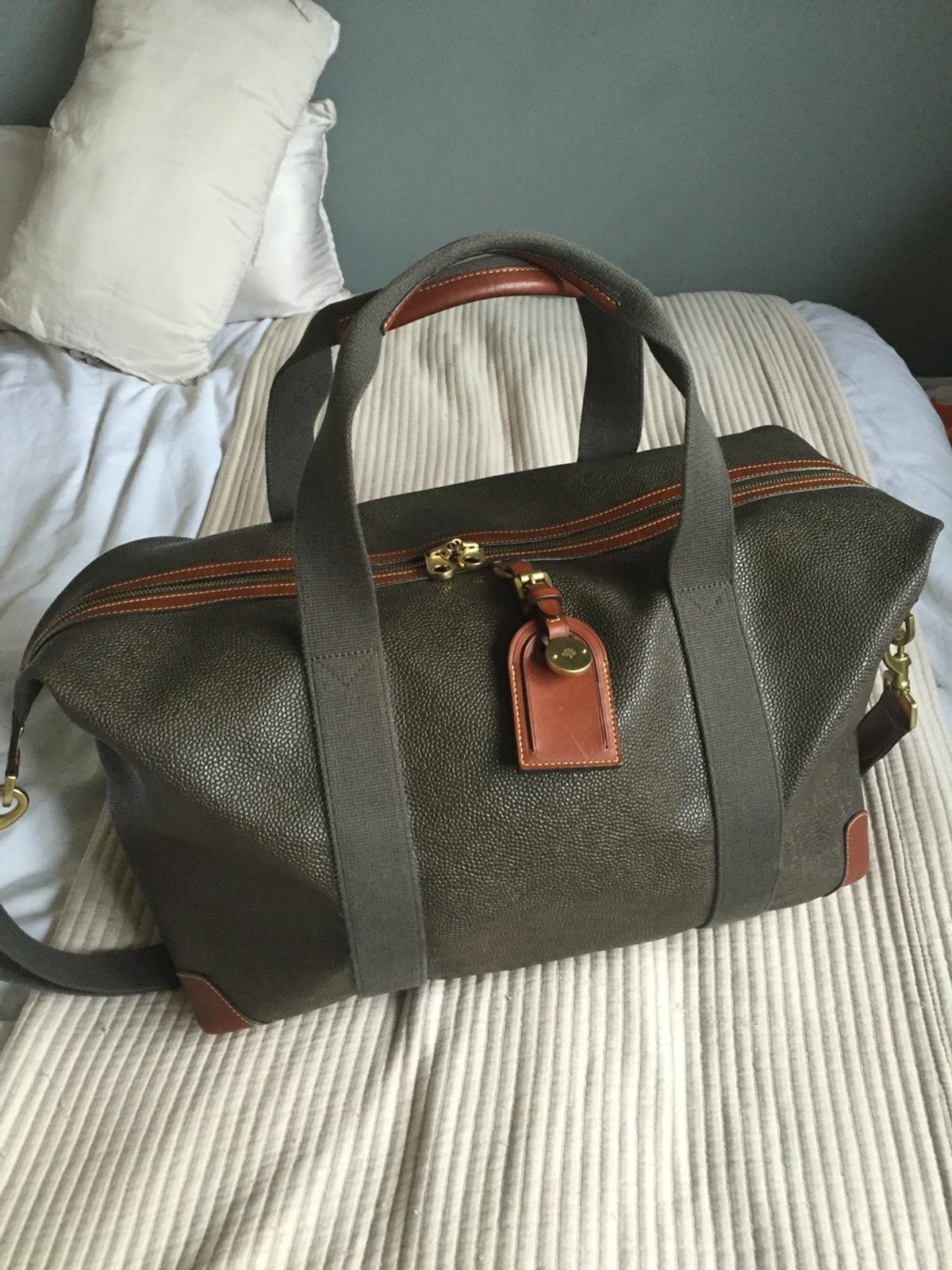 f65975d3fb1 Mulberry Small Clipper Holdall Weekend Bag in SE16 London for ...