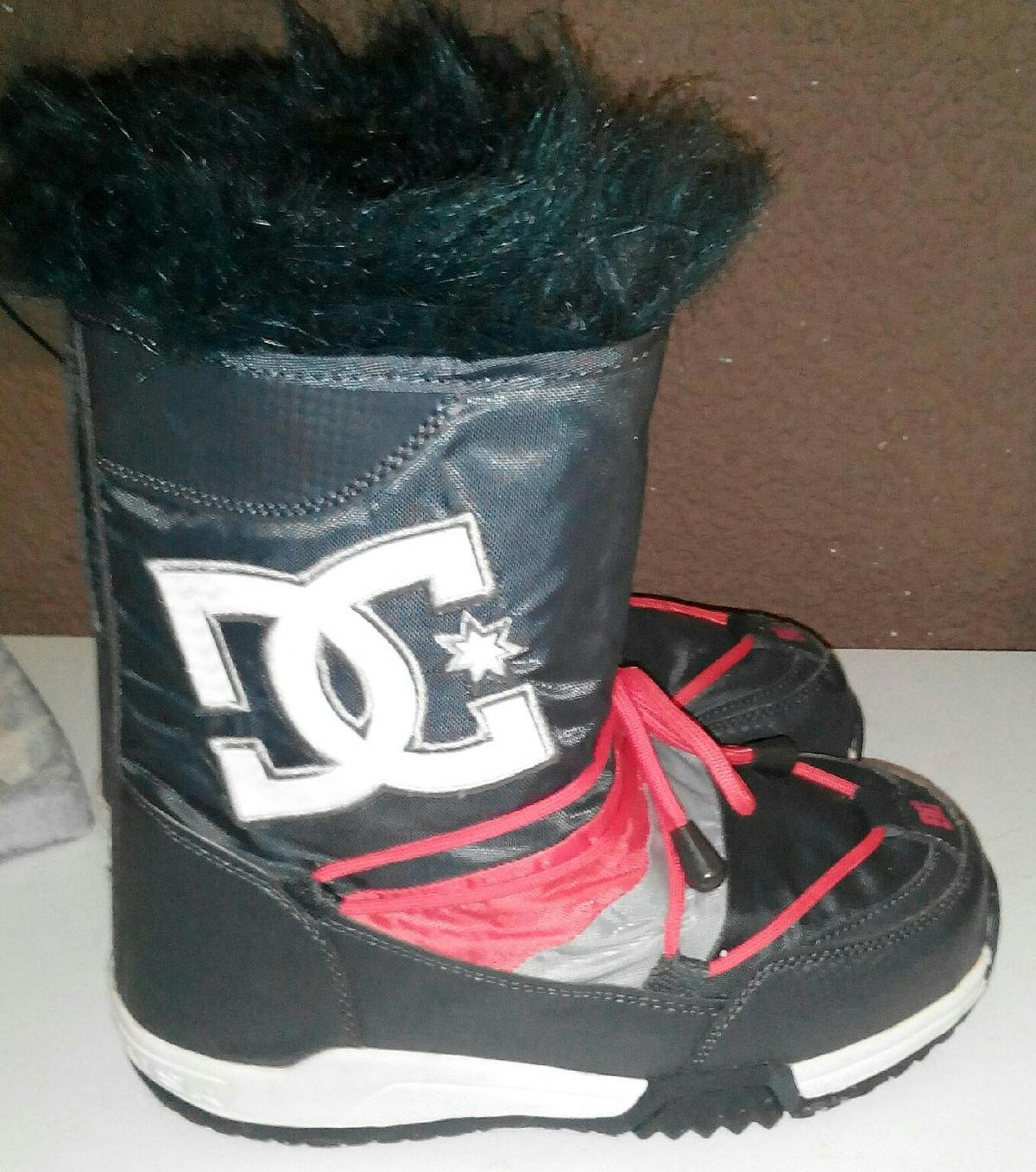 purchase cheap 8cd3a 85c0f DC Winter Stiefel boots lodge Neu