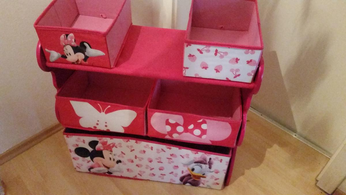 Minnie Mouse Regal in 86154 Augsburg for €20.00 for sale - Shpock