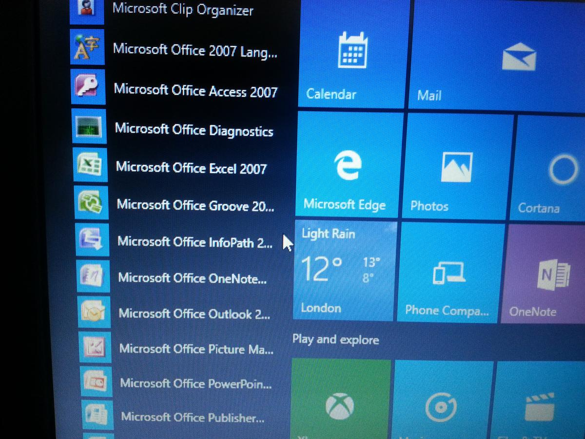 Lenovo T420 with intel i5,win10,office07 in CR7 London for
