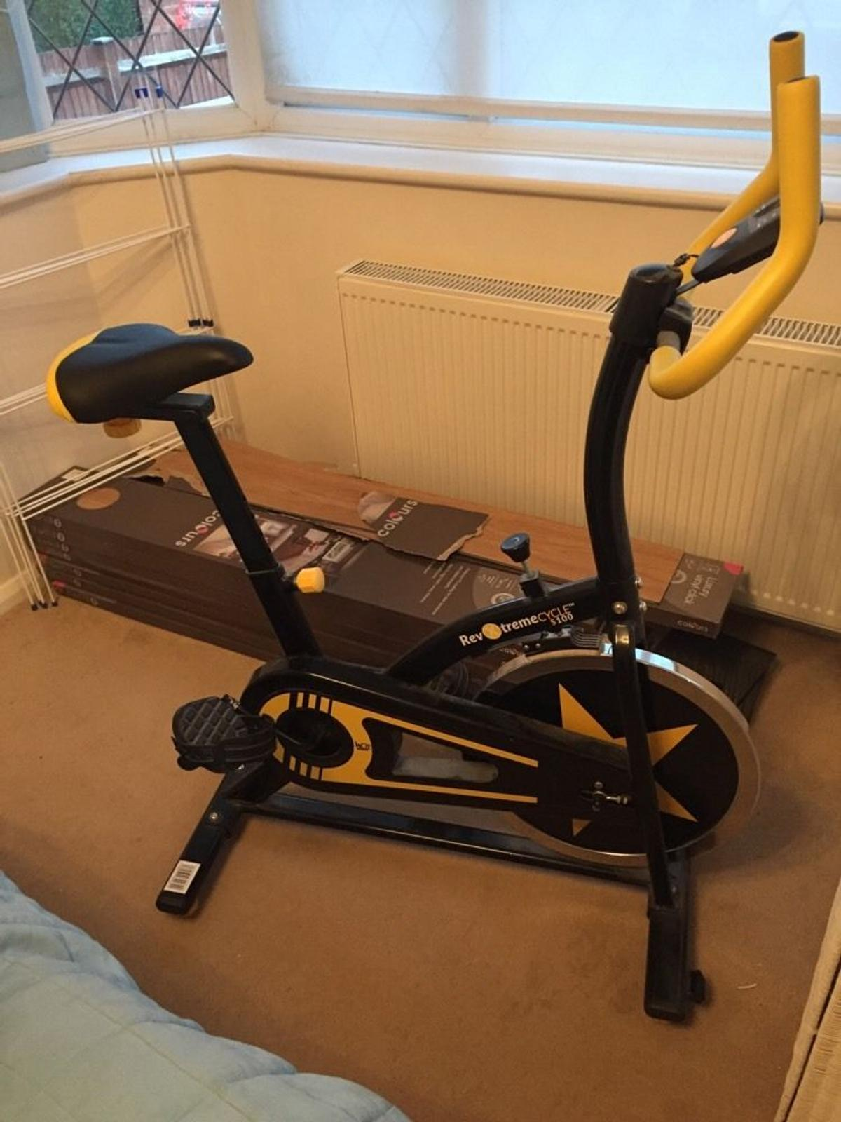 Rev Xtreme Cycle S100 Exercise Spinning Bike