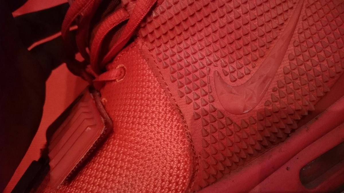 Nike air yeezy 2 shindy autogramm 43 in 53909 Zülpich für