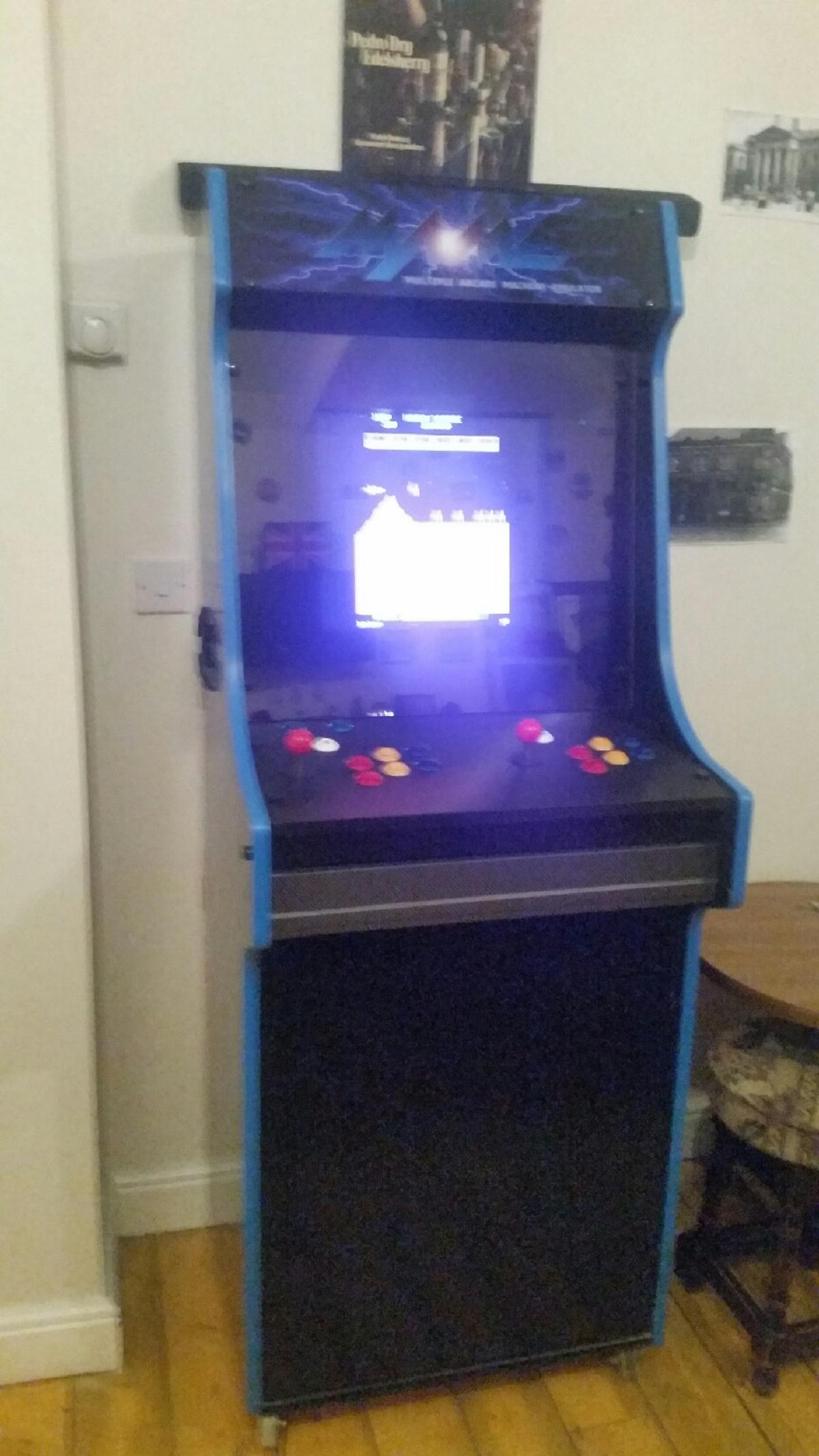 arcade games machine hyperspin mame in OL9 Oldham for £500 00 for