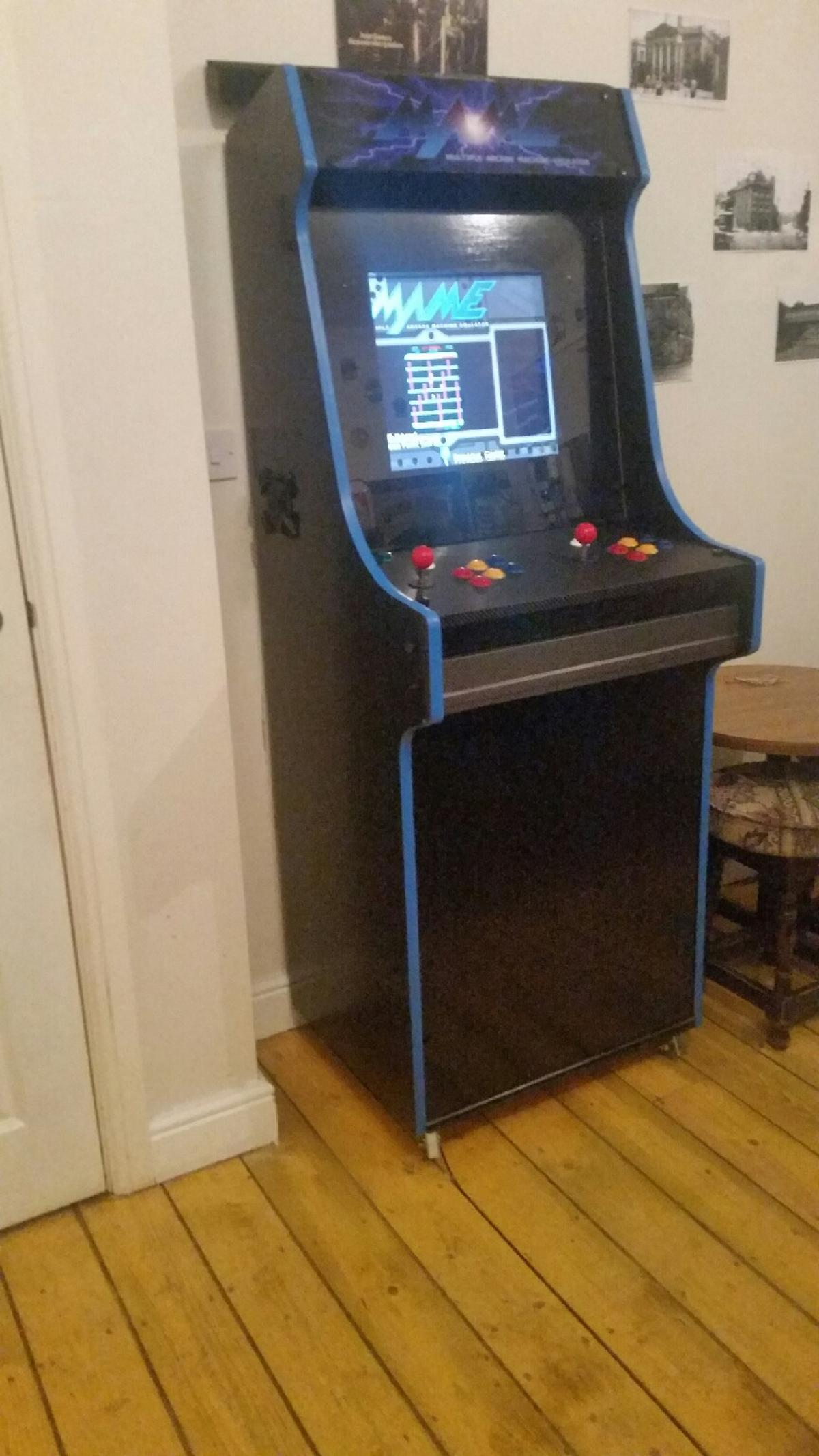 arcade games machine hyperspin mame in OL9 Oldham for