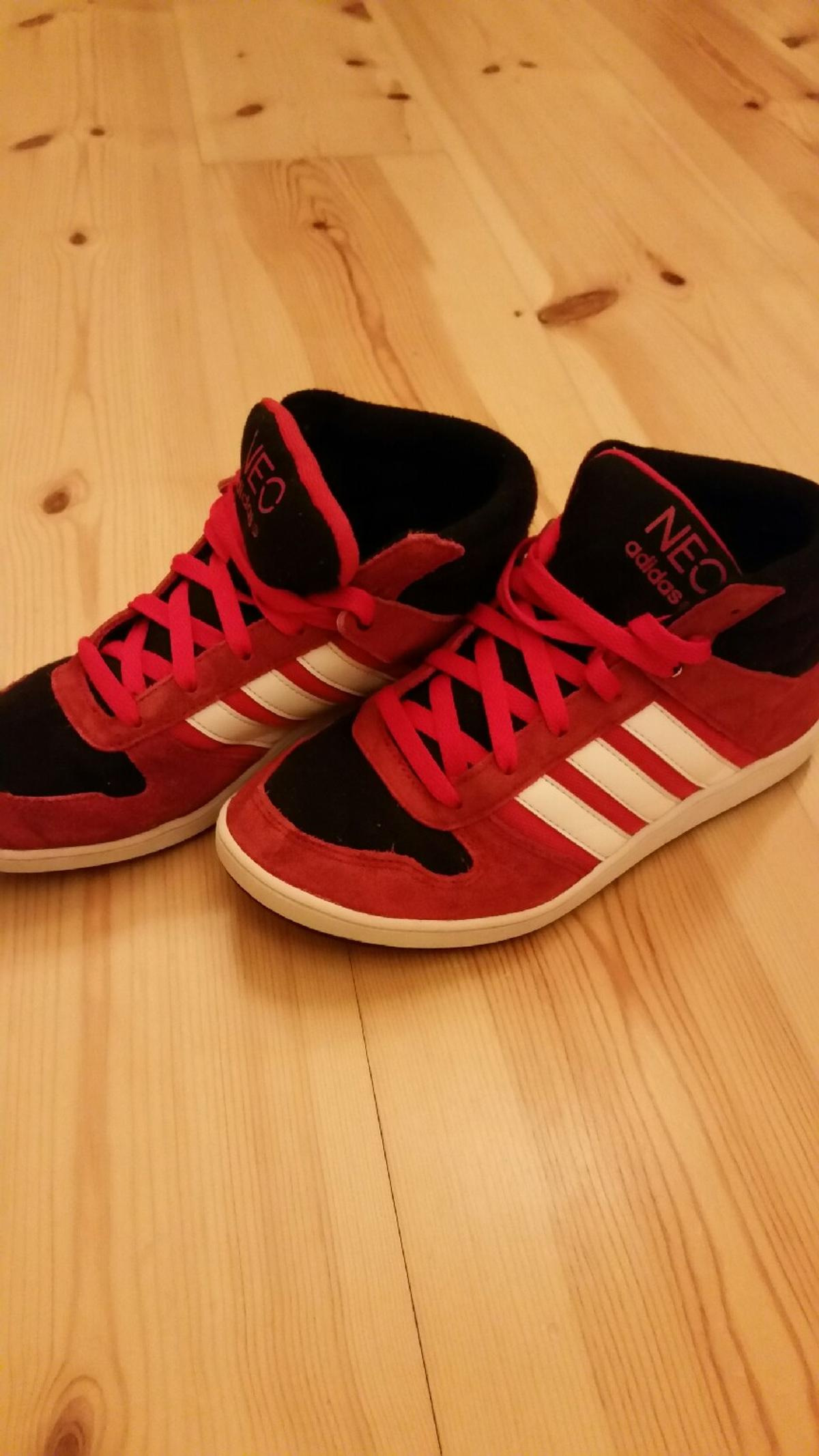 460494ae9aefef Sale For 00 Shpock In Schuhe €10 Adidas Neo Rot 12587 Berlin 15FKJcTl3u