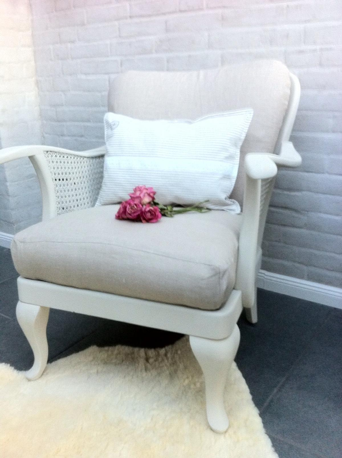 ⭐️Toller alter Sessel Chippendale Shabby Chic in 24943 ...