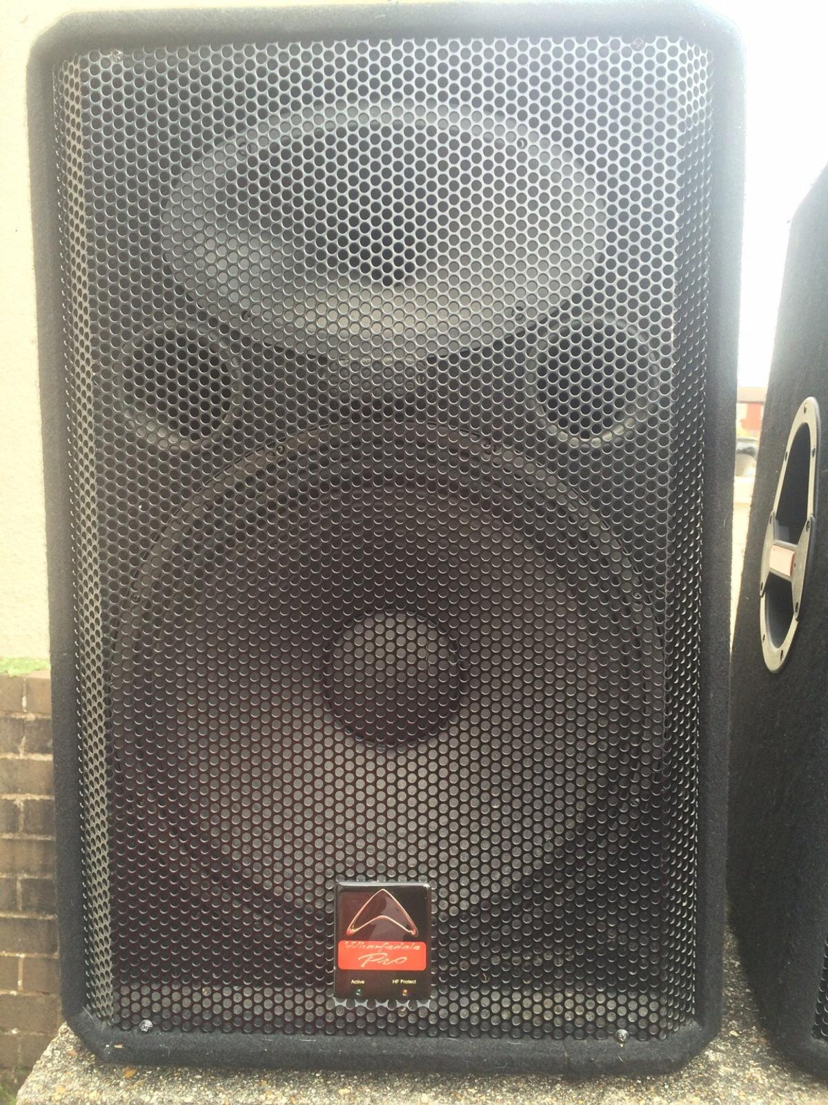 2 Wharfedale Pro EVP-X15 passive speakers in UB10 London for