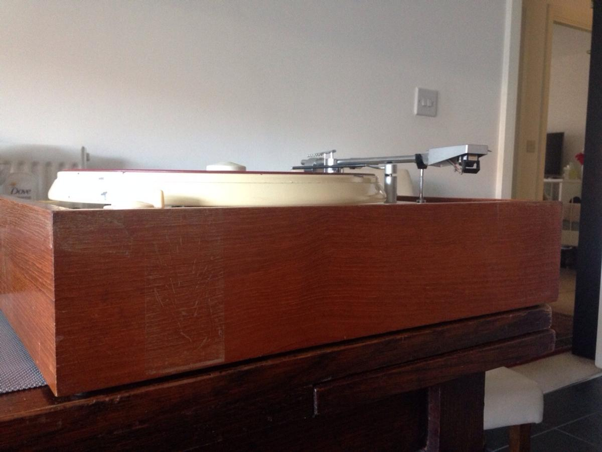 Collaro 4T200 with Lenco GL75 tonearm in E10 London for £200 00 for