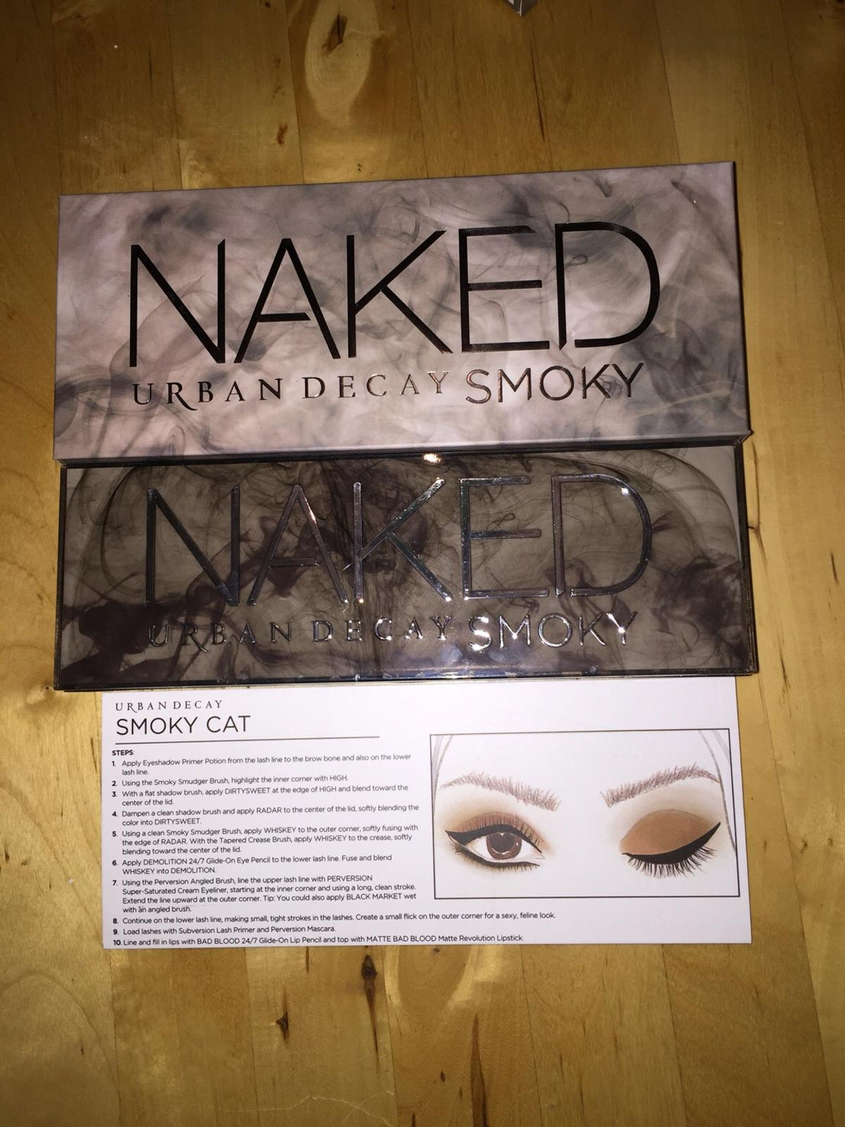 Urban decay naked smoky in RM6 London for £20 00 for sale