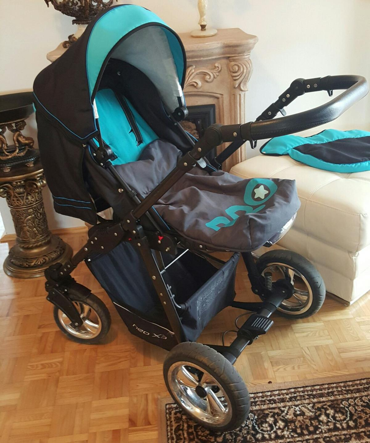 Neo X3 Kinderwagen In 5102 Anthering For 100 00 For Sale Shpock
