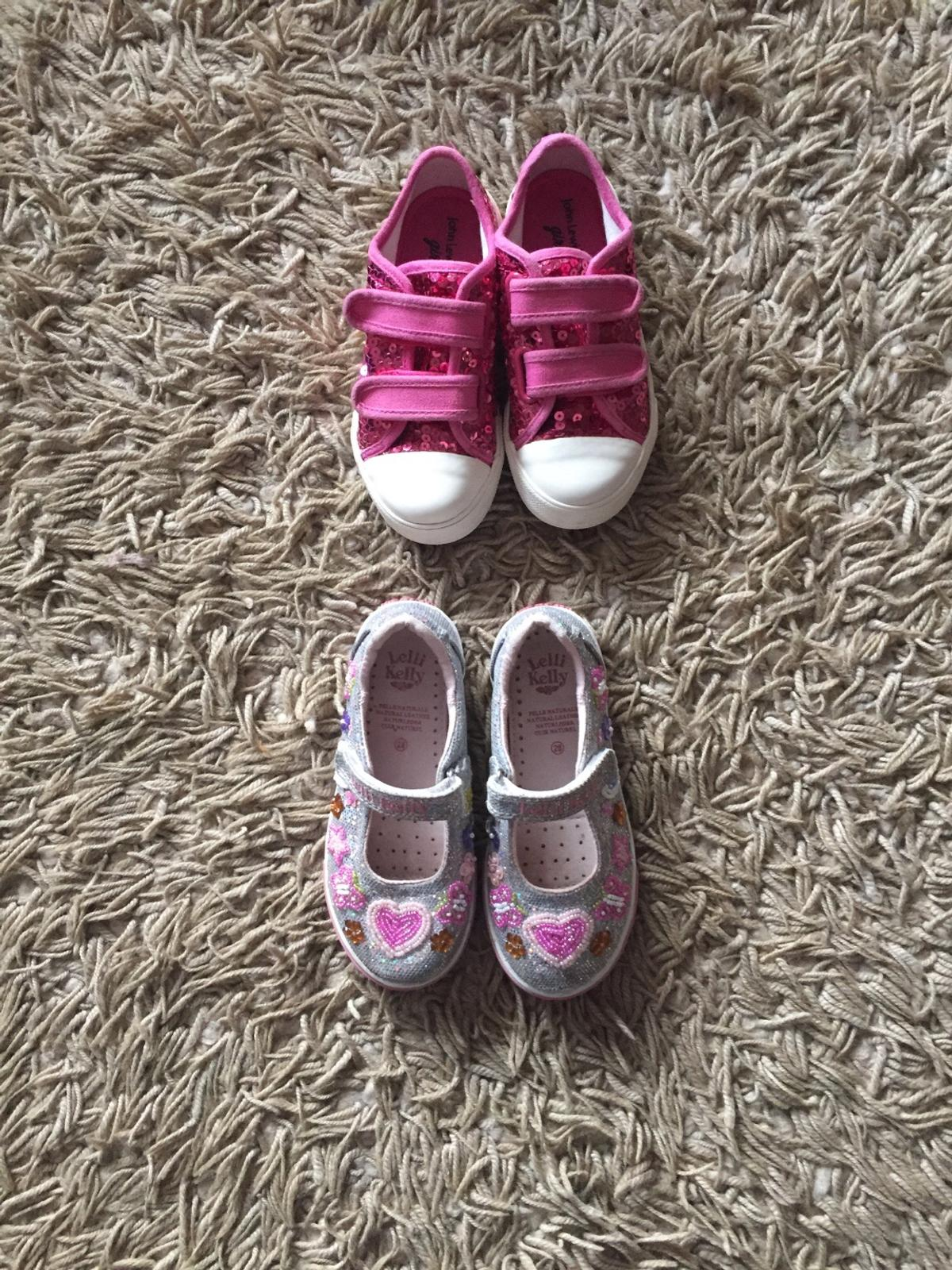 best deals on sneakers sold worldwide 2 X size 10 Lelli Kelly and JL Girl shoes in NG12 Rushcliffe für ...