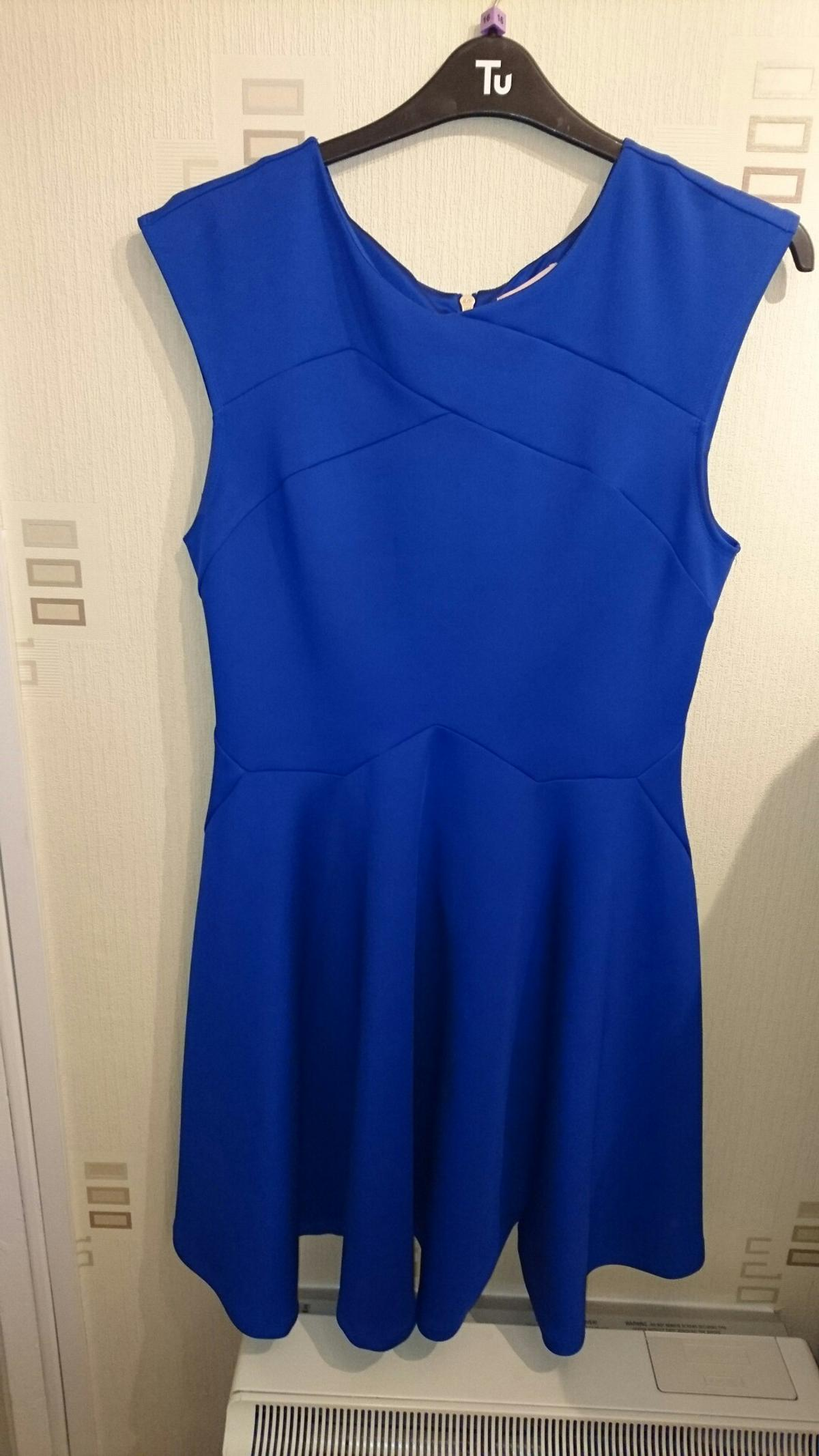 5b59115b0 Ted Baker blue dress in CH65 Port for £10.00 for sale - Shpock