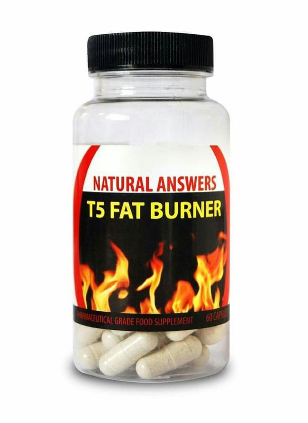 Natural Answers Fat Burning Tablets