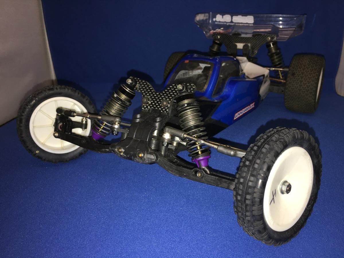 Schumacher KF Racing RC 2WD Car Buggy in TW1 London for