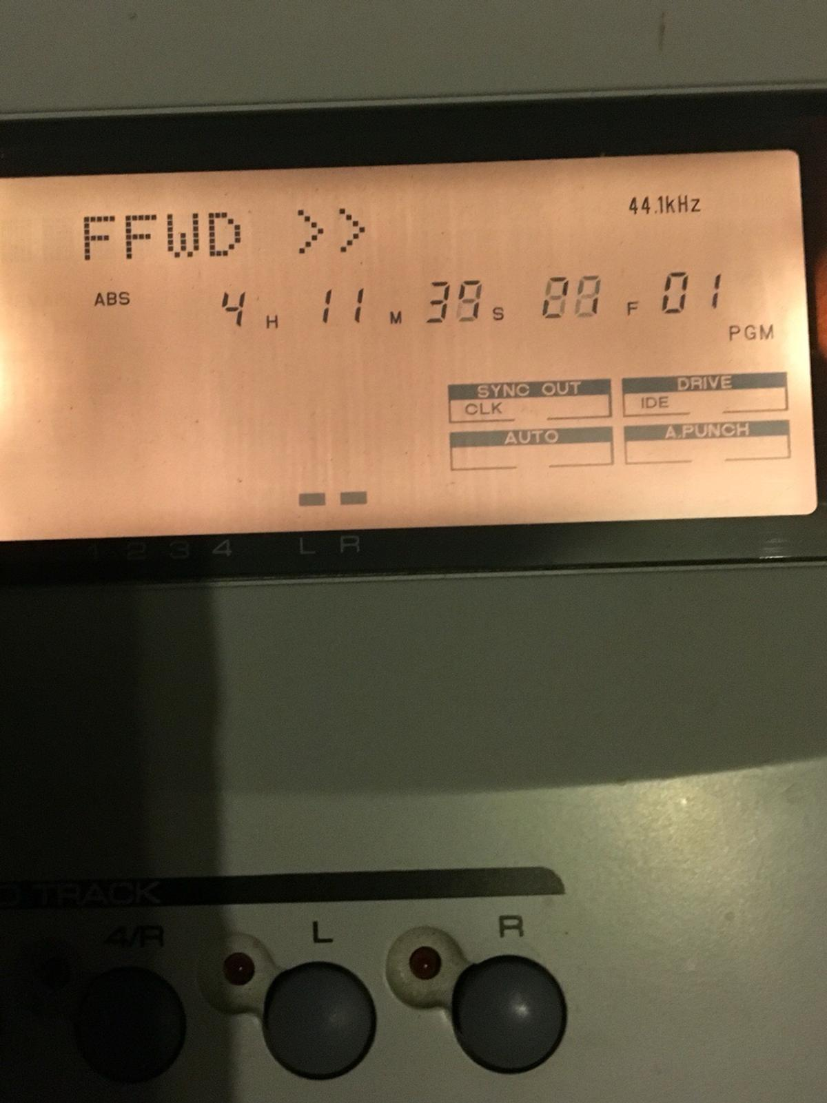 Foster FD-4 multitrack recorder mixer in G52 Glasgow City for £60 00