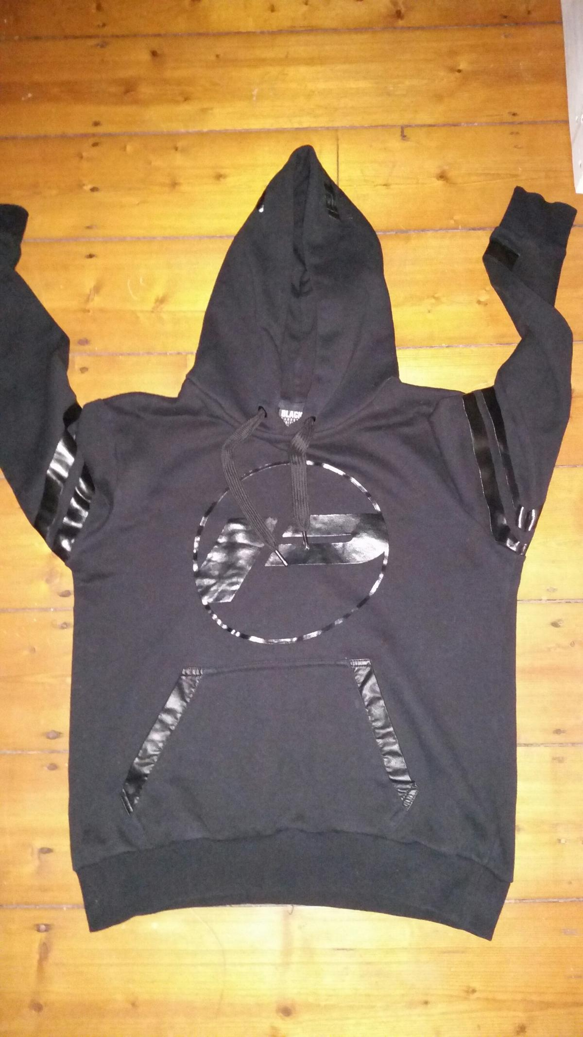 Pusher apparel Black Edition Sweater Hoodie in 50829 Köln