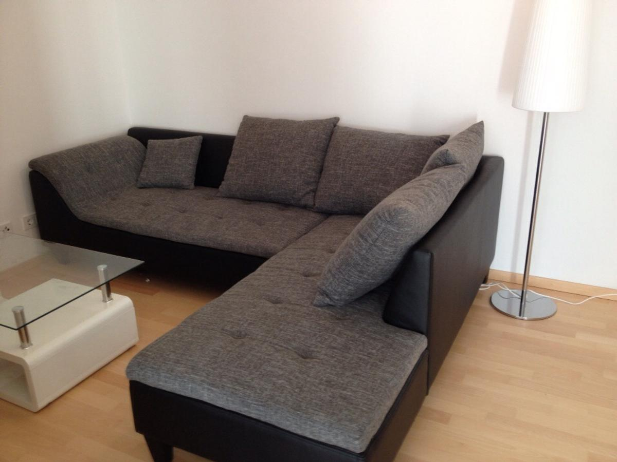 Eck Schlafcouch Leder