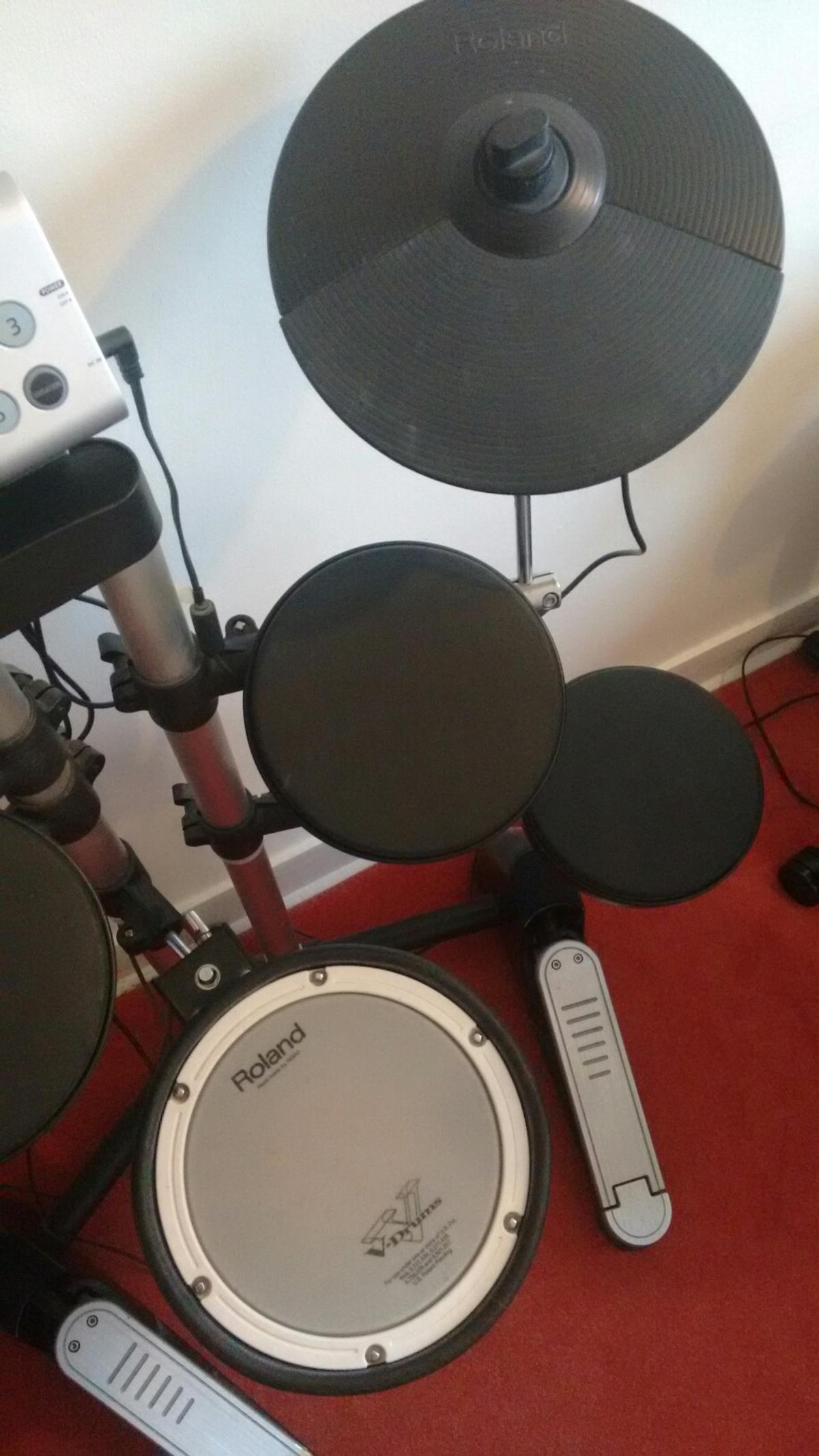 ROLAND HD 1 V DRUMS LITE Electronic Drum Kit in BR1 London