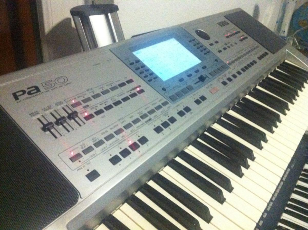 Korg PA 50 in 70180 Stuttgart for €400 00 for sale - Shpock