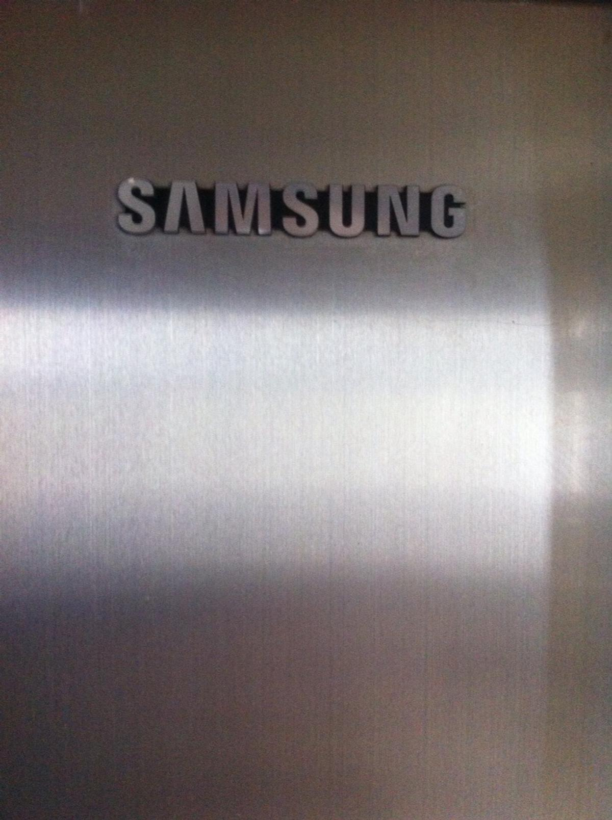 Samsung fridge freezer - please read on in South Ribble for