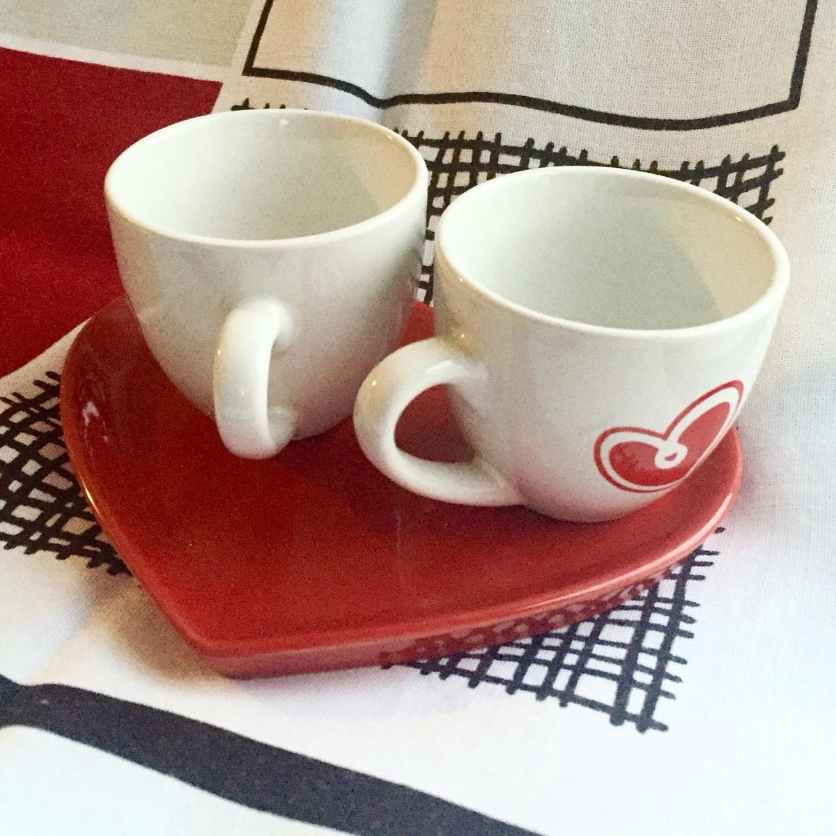 Costa #coffee cup mug & #saucer gift set for 2, View more on