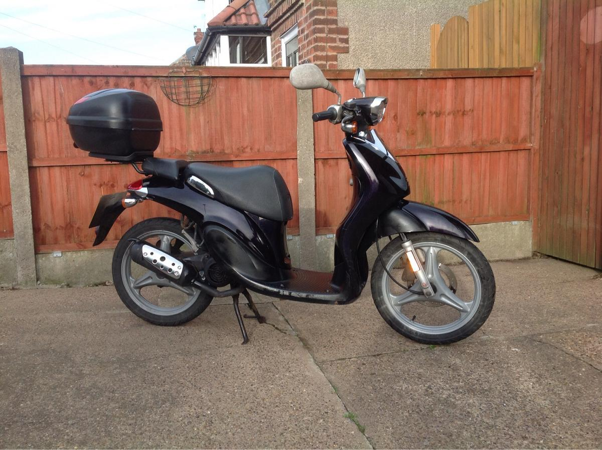 Yamaha 50cc moped, scooter  Excellent bike  in Ashfield for