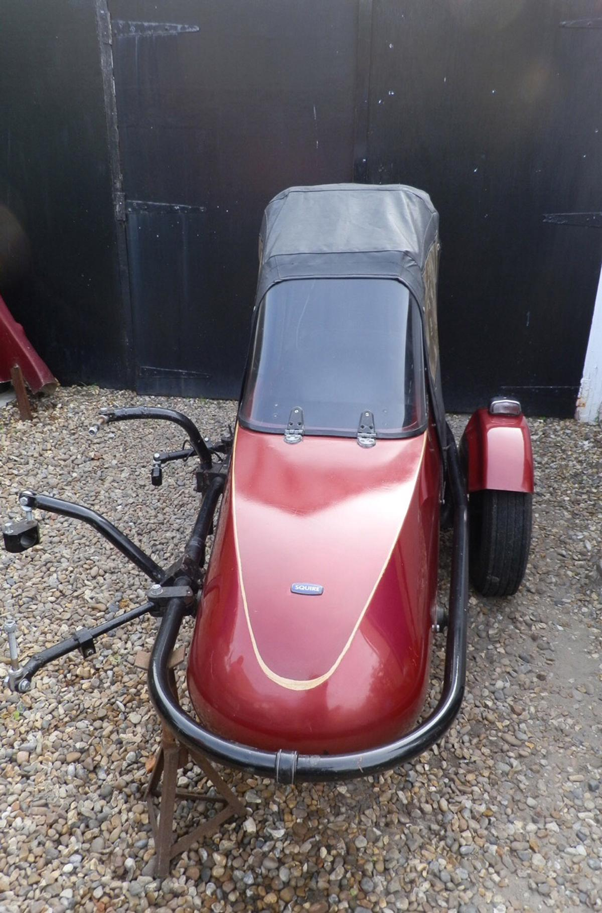 1980s Squire sidecar in Great Yarmouth for £600 00 for sale