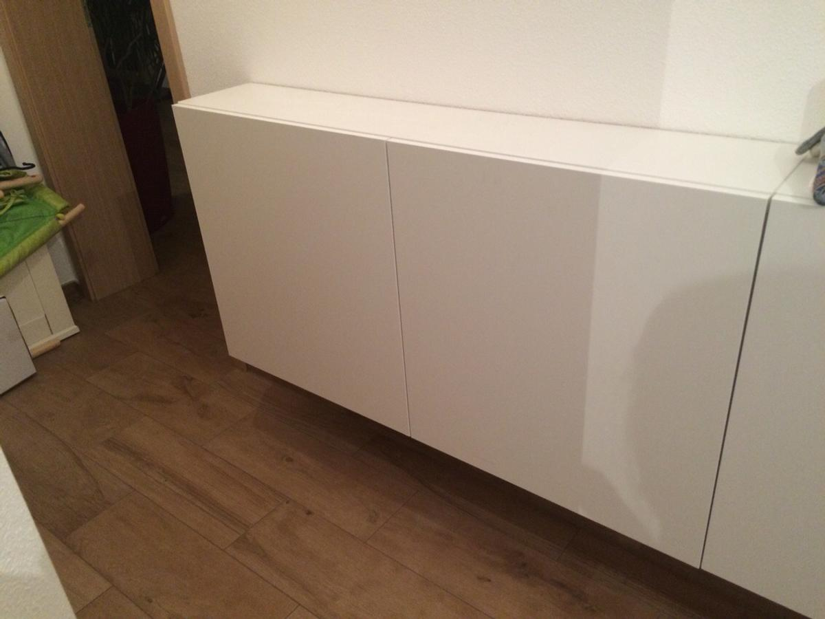 2 Ikea Besta Schranke 120x20x38 In 81827 Munchen For 50 00 For