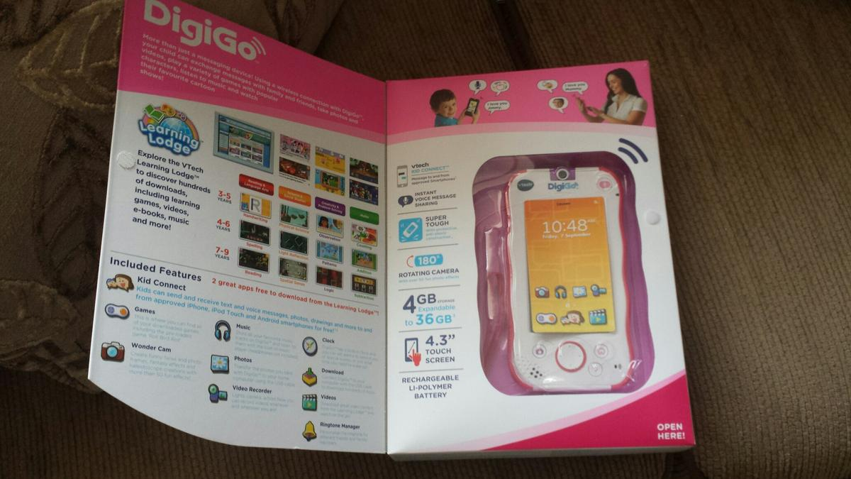 VTECH DIGIGO KID CONNECT TÉLÉCHARGER