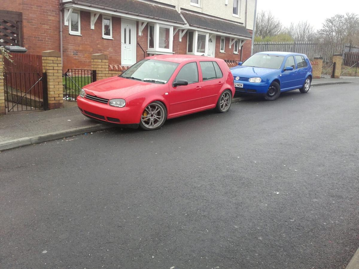 Modified Mk4 Golf Gti Turbo With Nitrous In S70 Barnsley For 1 300 00 For Sale Shpock