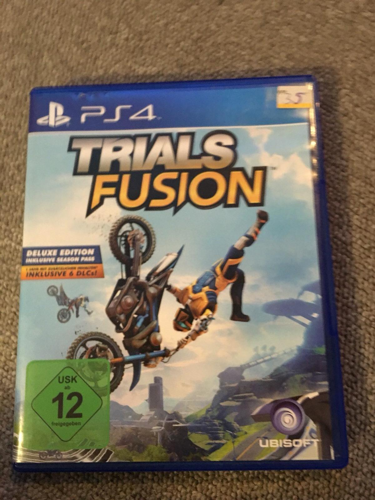 PS4 Trial Fusion