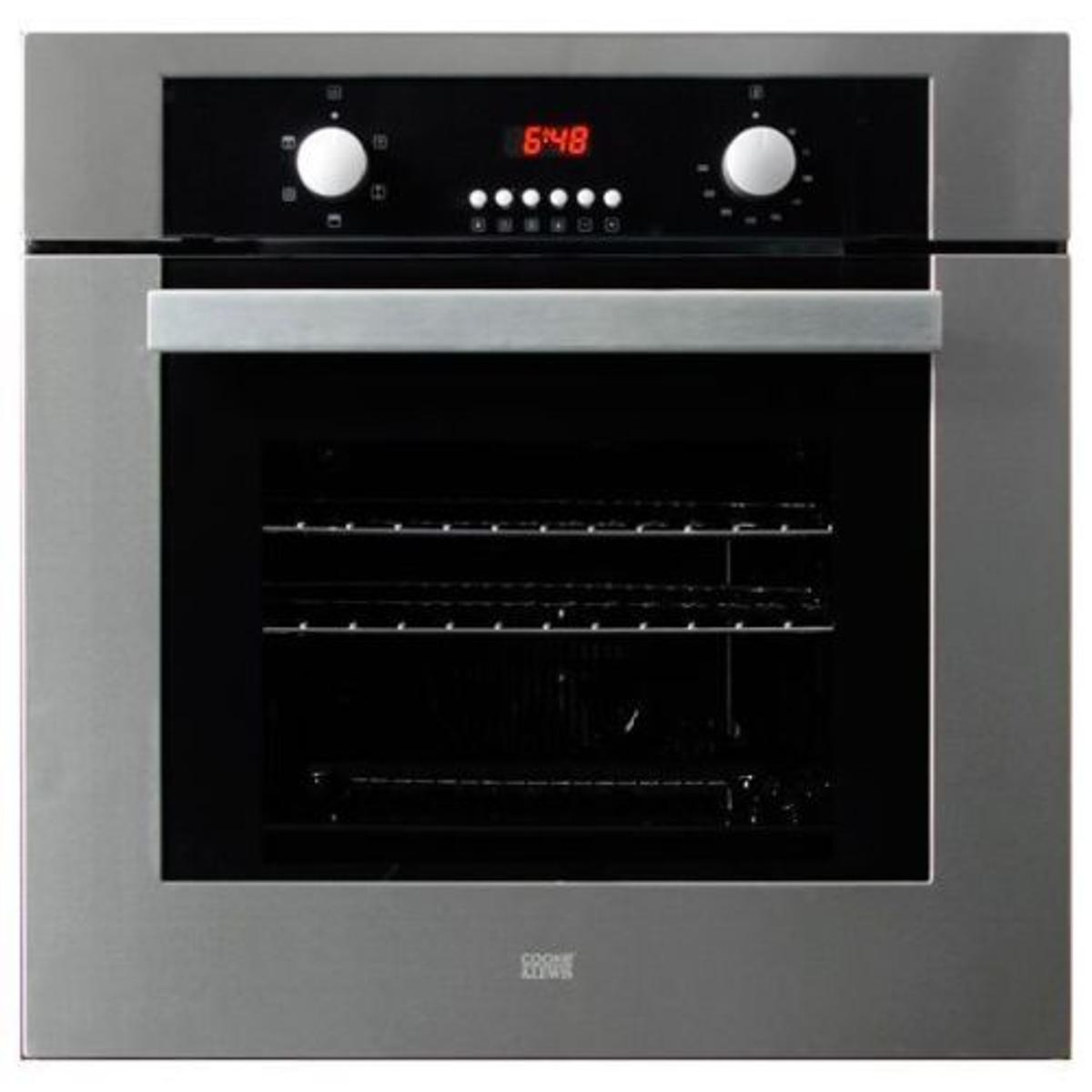 Cooke Lewis Clef3ss C Black Electric Oven