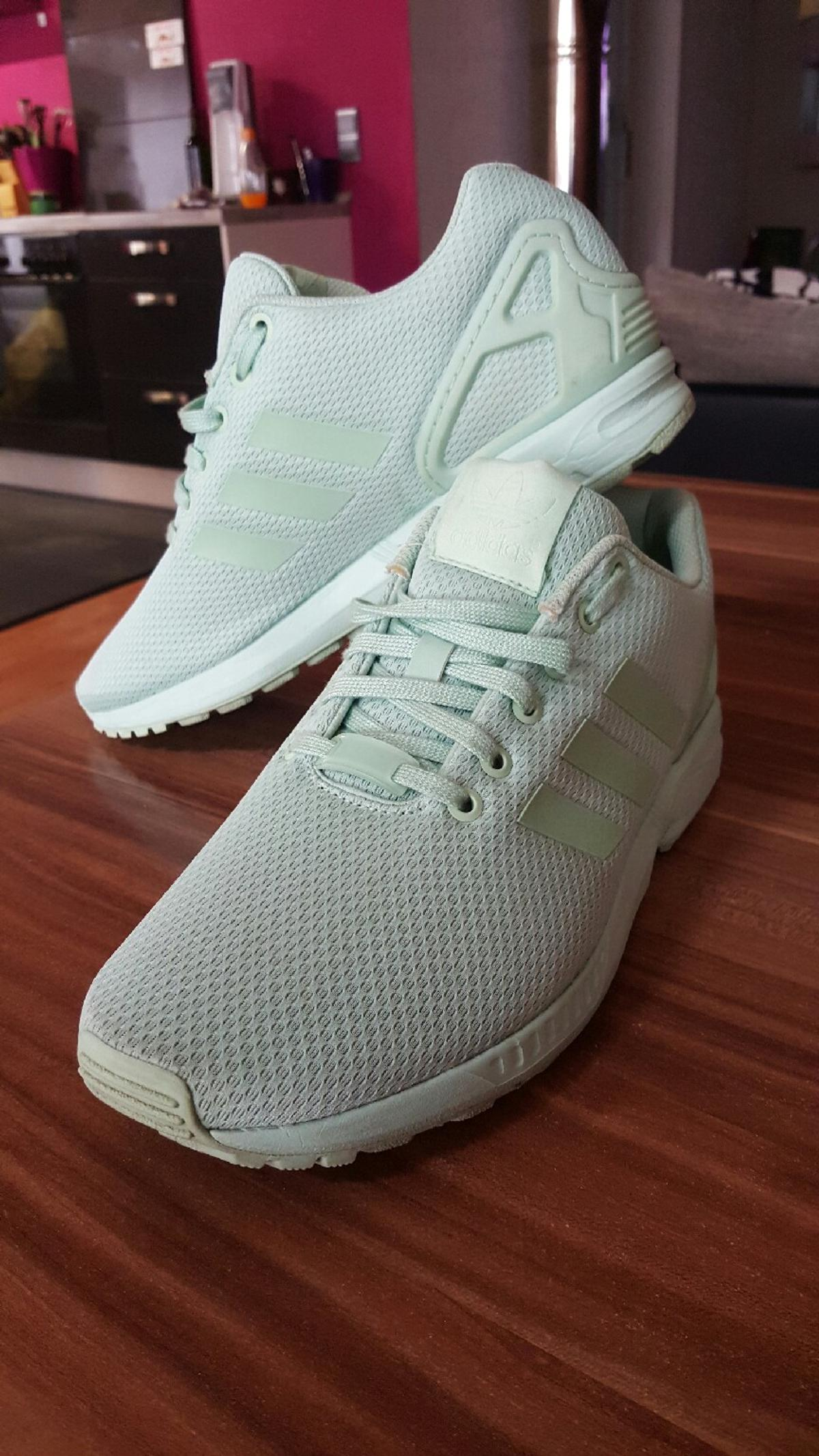 Adidas ZX All Mint Snipes Exclusive