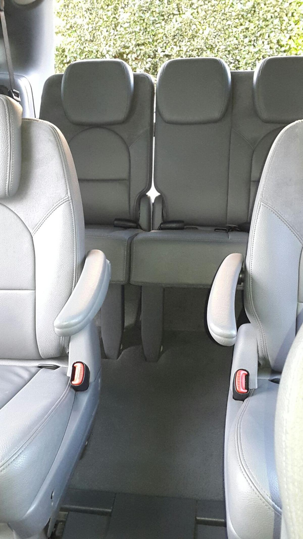 Stow And Go Seating >> Chrysler Grand Voyager Stow And Go 7 Seater In Ch66 Port For