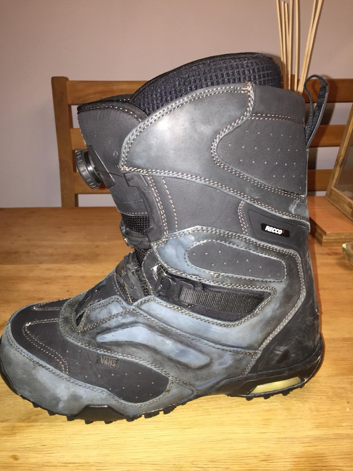 07c81790 Vans contra size 11 snowboard boots in WD18 Rivers für € 20,00 ...