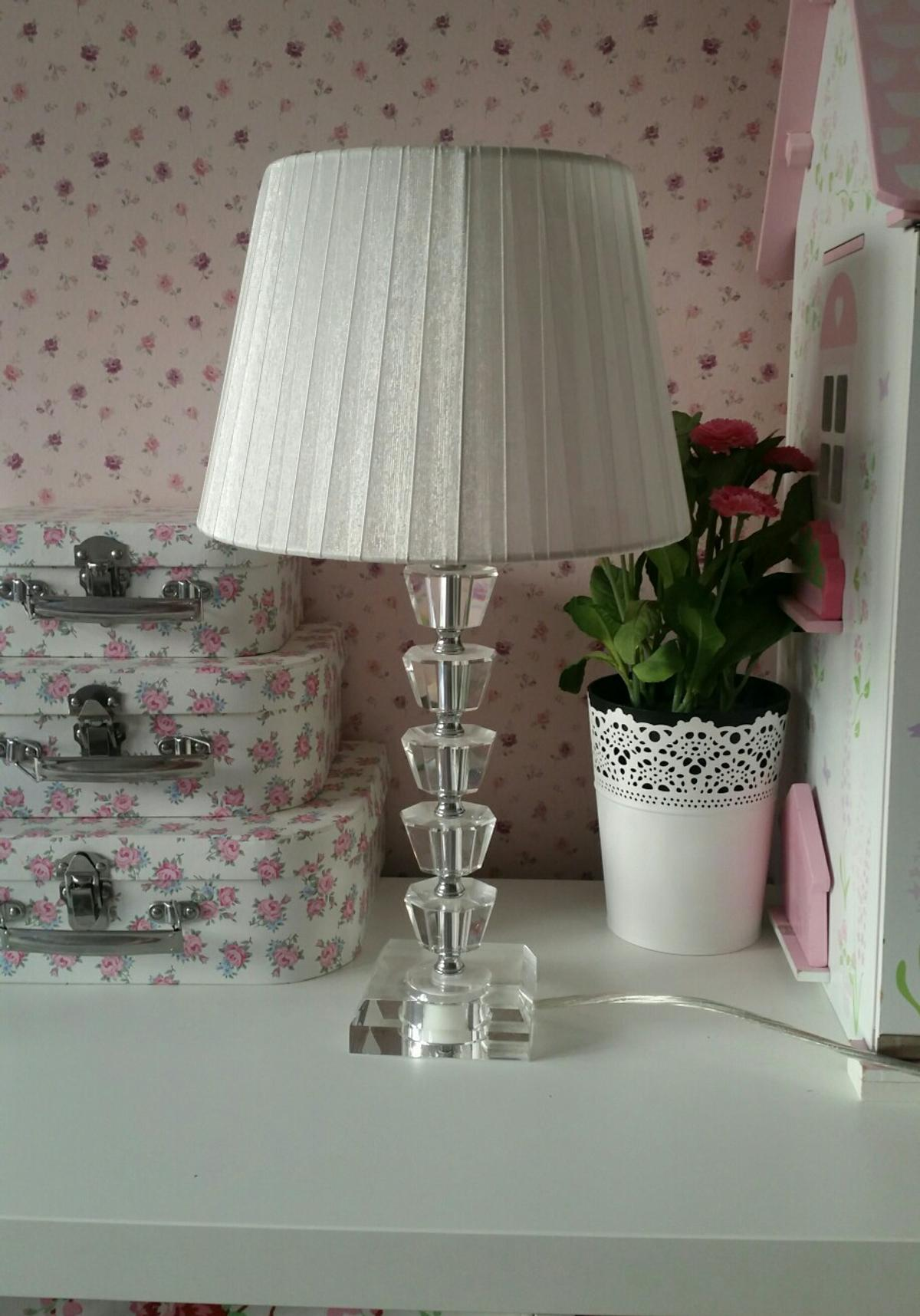 Picture of: Set Of 2 Bhs Glass Table Lamps In Dartford For 20 00 For Sale Shpock