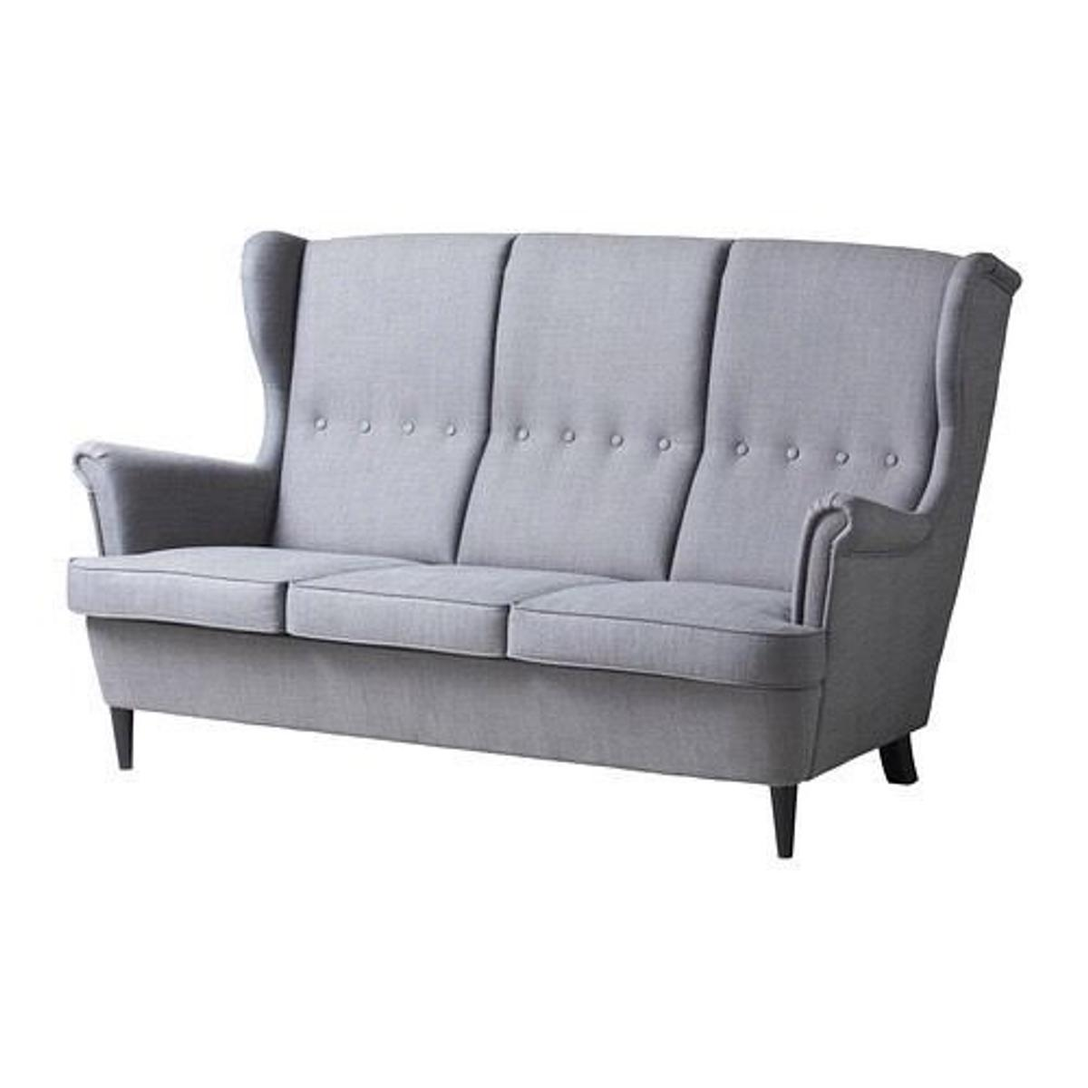 Ikea Strandmon Sofa Grau Svanby Couch In 04329 Leipzig Fur 425 00