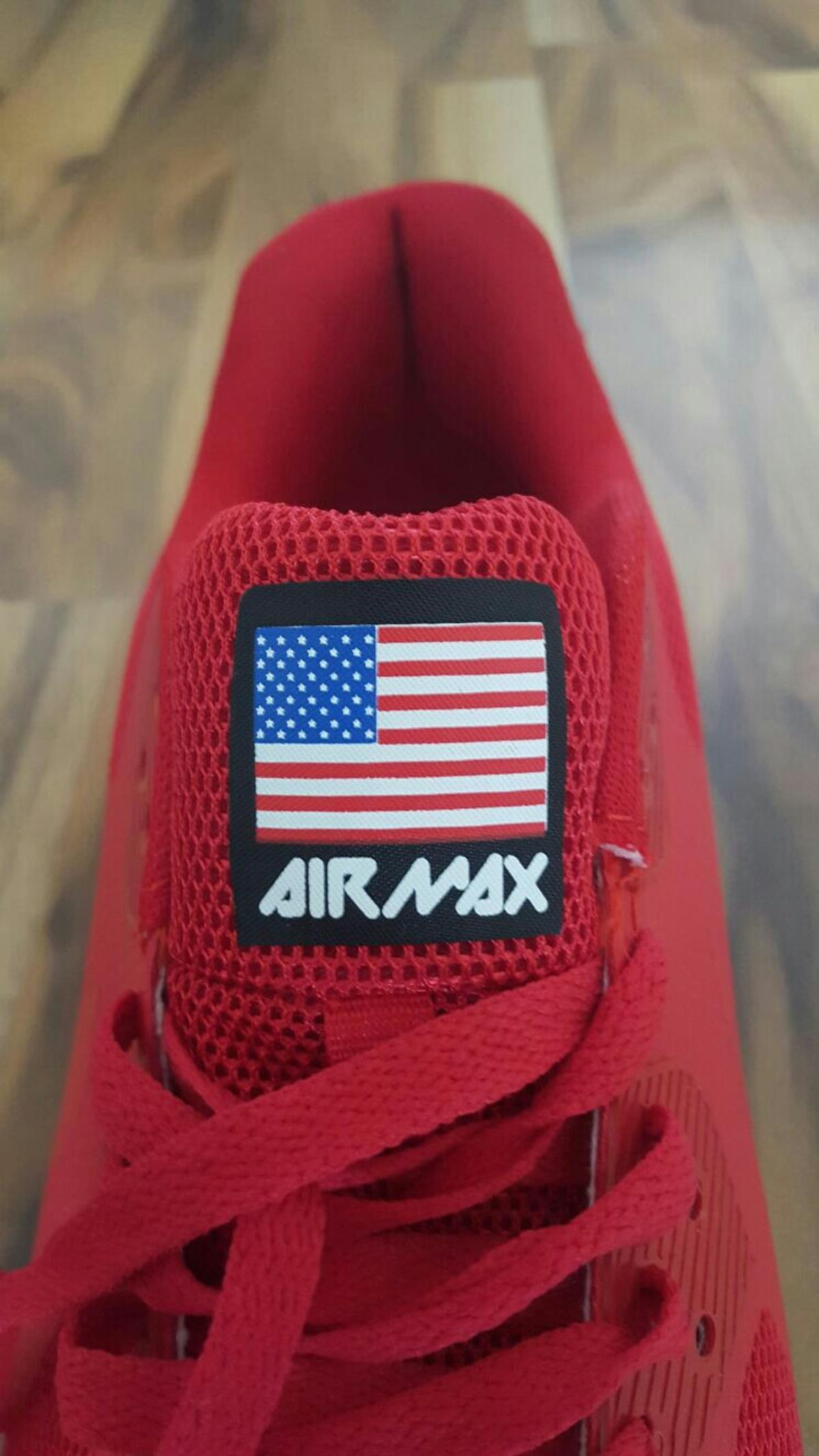 Nike air max hyperfuse red in 7111 Parndorf for €200.00 for