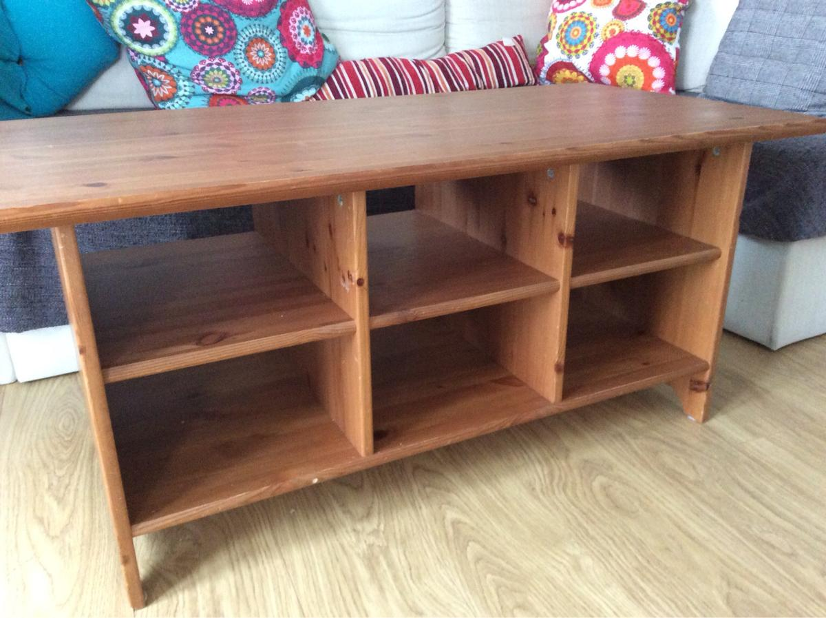 Pleasant Ikea Solid Wood Coffee Table In Se26 London For 20 00 For Cjindustries Chair Design For Home Cjindustriesco