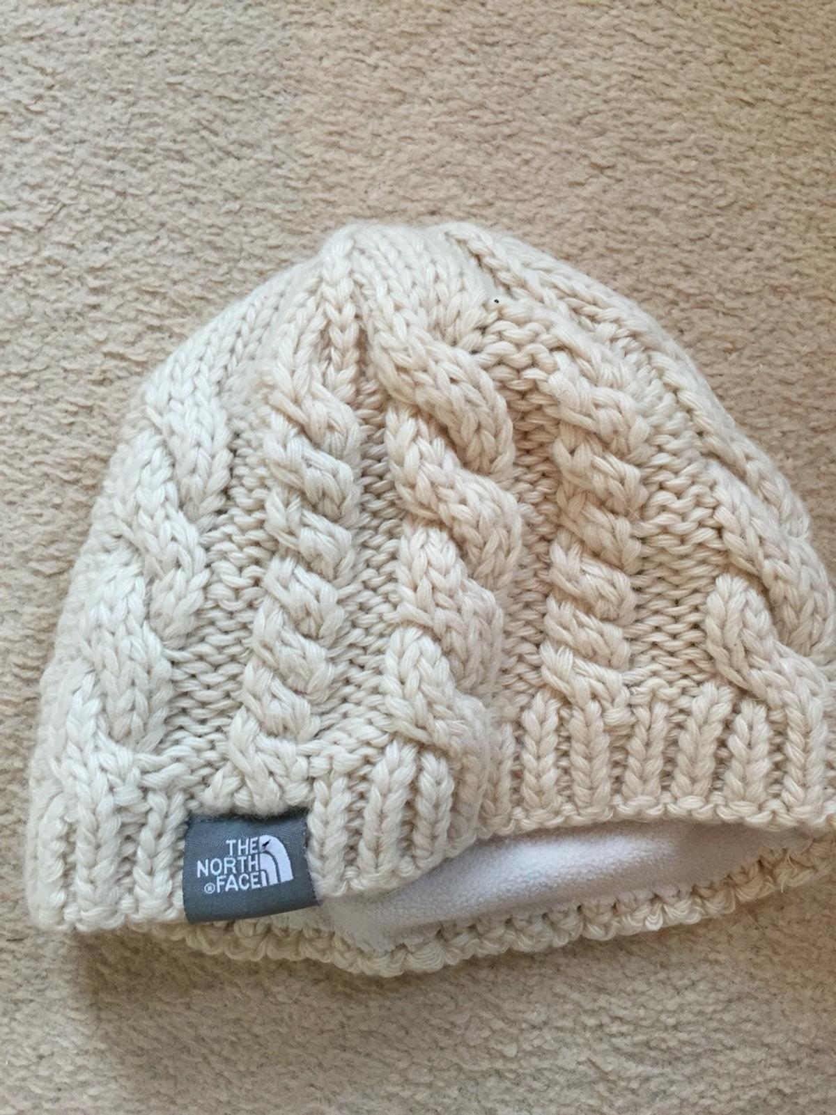 5e9c92650c9f5 North Face Wool Hat in Cream in LS26 Leeds für £ 6,00 kaufen - Shpock